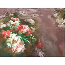 Атлас с цветами